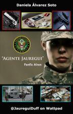 Agente Jauregui - Alren by JaureguiDuff