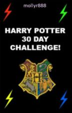 Harry Potter 30 Day Challenge! by mollyr888