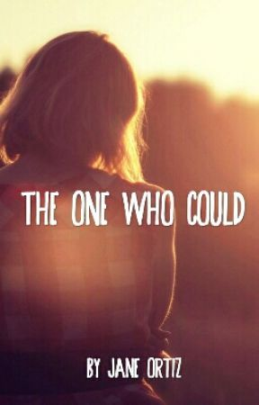 The One Who Could  by guess_jane01