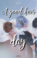 a good hair day | chansoo by yulihee