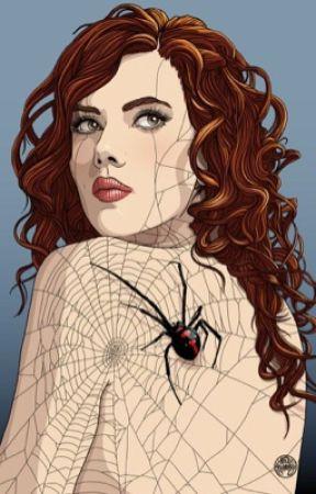 The Littlest Spider  by KadieJenkins