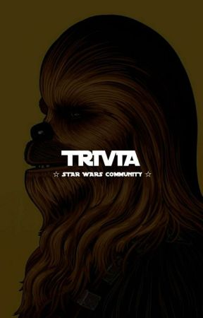 TRIVIA by starwarscommunity