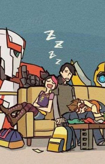 Transformers Prime [Lost Son] - Izzy - Wattpad