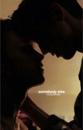 somebody else // phan by rickyblitzz
