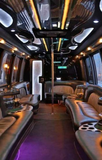 Why Rent A Party Bus With A Bathroom On Board Limo Trac Wattpad - Party bus with bathroom