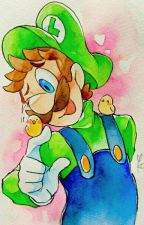 You could have just asked me... (Ask The Mario Bros. (And Me)) by LuigiLove101