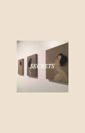 secrets ; red velvet by wenjuuns