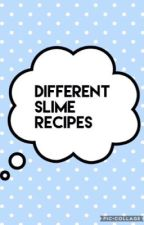 How to make slimes! Different kinds of recipes! by LaraineCruz