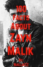 100 Facts About Zayn Malik by niallikCZ