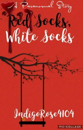 Red Socks, White Socks by IndigoRose4104
