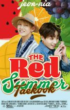 The Red Summer [KTH×JJK] by jeon-nia