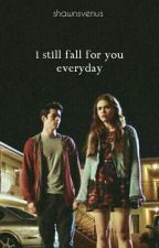 I Still Fall For You Everyday ~Romes Texting~ by Gift_From_God