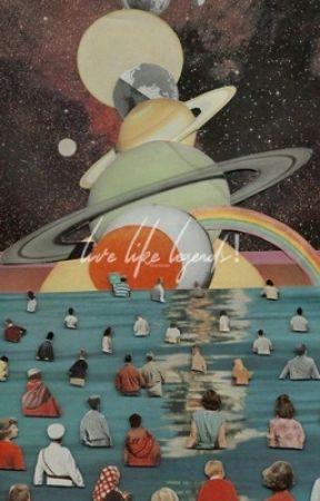 Live Like Legends ⊳ Jason Grace ² by sharmoan