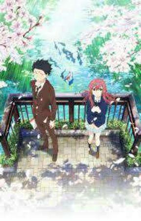 Koe no Katachi season 1 by jinnie_flower