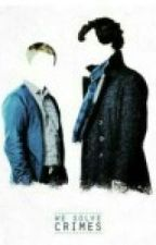 See right through me - Johnlock by little_life_of