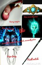 werewolf, vampire, witch, fairy,werewolf prince(one direction au)(boyxboy) by bettyizzy99