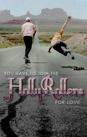 You have to join the Holly Rollers for love by moonlight-tie