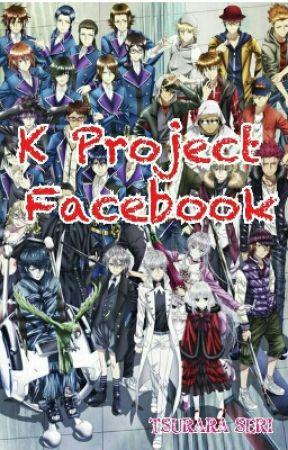 K Project Facebook  by TsuraraSeri
