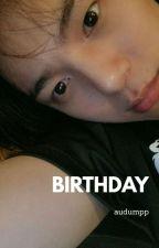 Birthday || Minhyuk  by audumpp