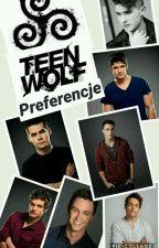 ☆☆Preferencje Teen Wolf☆☆ I nie tylko... by AsiaWhittemore1