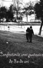 Confesiunile unei puștoaice de 30 de ani by maryaaa666