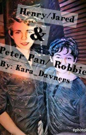 Henry/Jared & Peter Pan/Robbie Imagines by Kara_Davners