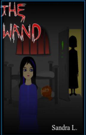 The Wand by SanDiavlo