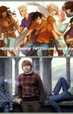 Percy Jackson e Harry Potter:Uma nova aventura by AmandaRosa447