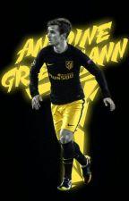 INSTAGRAM⇒ Antoine Griezmann. by cubasftmessi