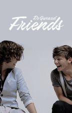 Friends (ZAWIESZONE) by DoGwiazd