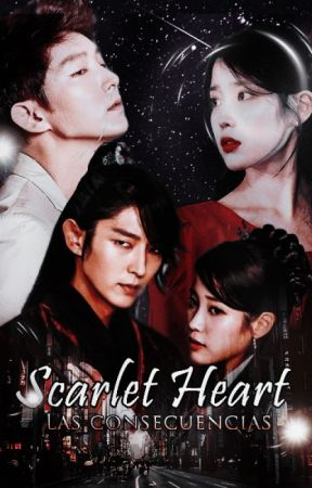Scarlet Heart 2: Las consecuencias by TheLittleKat