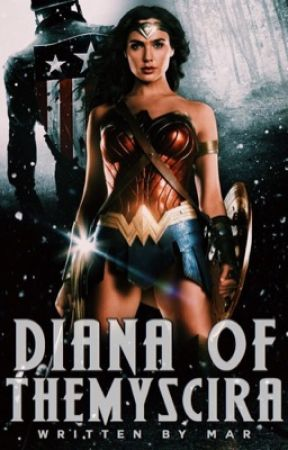 DIANA OF THEMYSCIRA ᐅ STEVE ROGERS [0] by mvltiversed