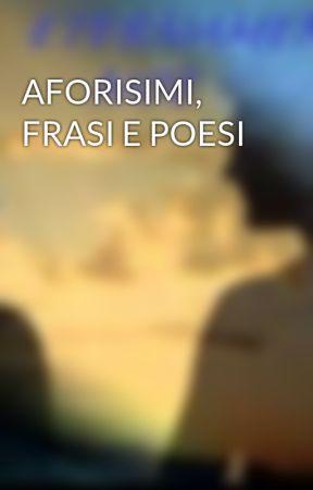 Aforisimi Frasi E Poesi Poesia Della Buonanotte Wattpad