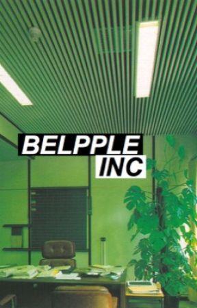 Belpple INC by spongehow
