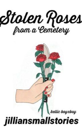 Stolen Roses from a Cemetery ~ kellic boyxboy by jilliansmallstories