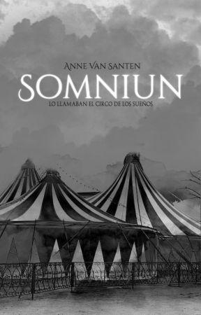 Somnium by AnneVanSanten