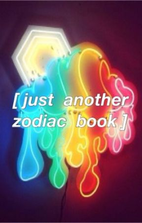 Just Another Zodiac Book by AnxietyModified
