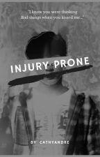 Injury Prone (Jikook - One Shot) by CathyAndre