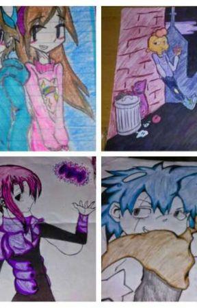 My Art Book by TamashiSama