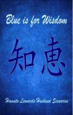 Blue is for Wisdom: Hamato Leonardo Husband Scenarios by TMNT-Queen