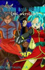 Dragon Ball Heroes by Black-Keit72