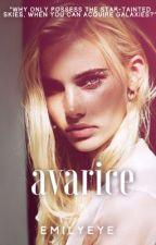 Avarice by emilyeye