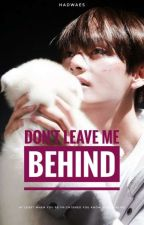 don't leave me behind | chat | taejin by Ognistowlosa37