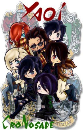 ¡Batalla de bandas Rock! (Harry Potter) (YAOI) by CroNosade