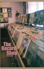 the record shop ➵ l.h. au by hemmingslaugh