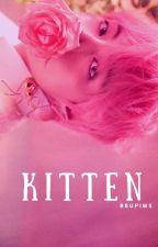Kitten. →TaeGi← by usergirlxx