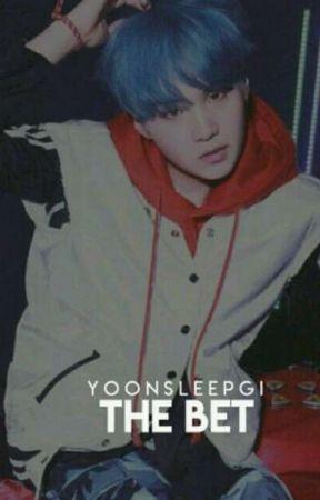 The Bet {A Min-Yoongi  Fanfiction} by Yoonsleepgi