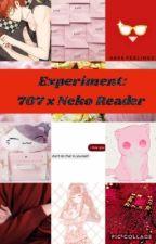 Experiment: 707 x Neko Reader by longcat707