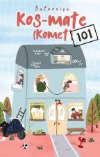 Komet 101 by saturnisa