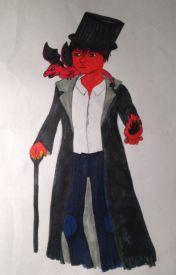 The Warlock of Oz by Darktreader98